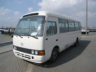 Bus Toyota Coaster